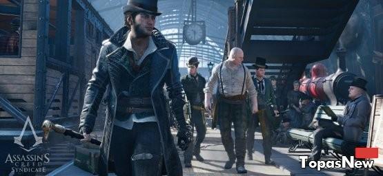 Assassin's Creed: Syndicate: расписание тура по Европе