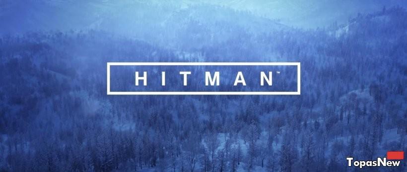 Hitman - дебютный трейлер, представленный на E3 в июне 2015