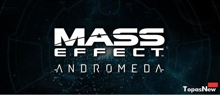 Подробности Mass Effect Andromeda и дата выхода