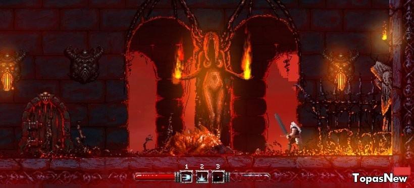 Кристина Бегерська о разработке Slain!: интервью с игровой пиарщицей