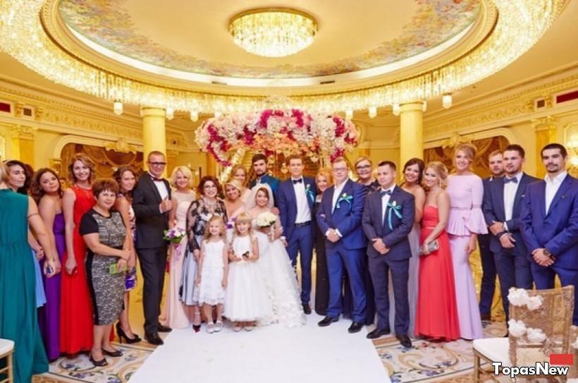 Свадьба Ксении Сябитовой: фото. Дочь свахи страны: Розы Сябитовой