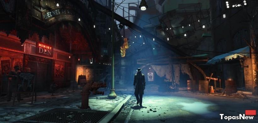 Fallout 4: Здесь могут водиться монстры - прохождение квеста