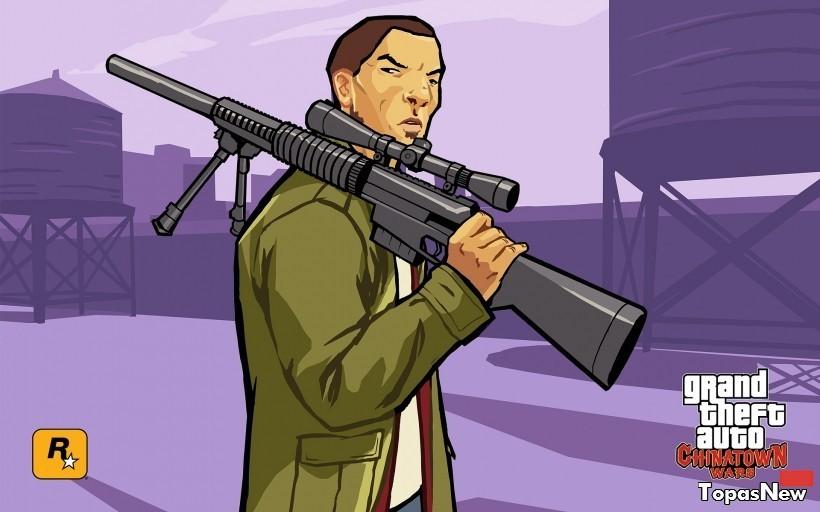 GTA 5: пасхалки и отсылки к предыдущим играм