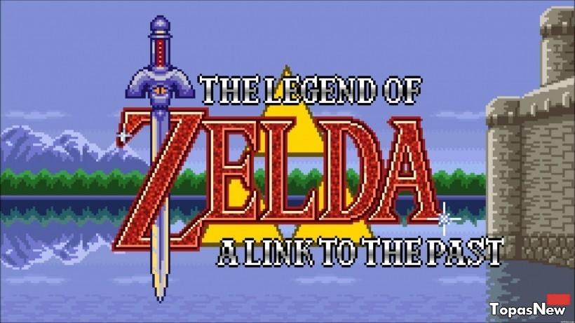 The Legend of Zelda: A Link to the Past: о создании игры