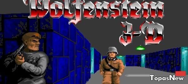 Wolfenstein 3D - история создания игры