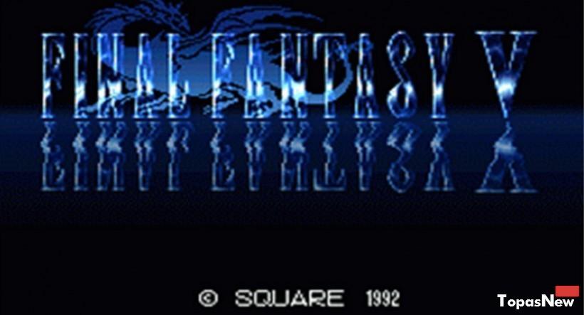 Final Fantasy V (1992) - история создания игры