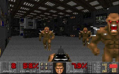 Doom (1993) - история создания и жизни игры