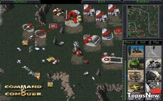 Command & Conquer (1995) - история создания игры, поиграть сегодня