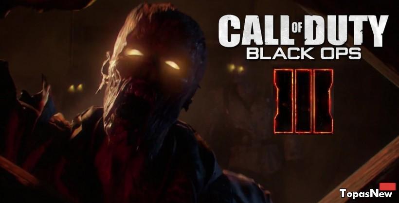 Новое дополнение для Call of Duty: Black Ops 3