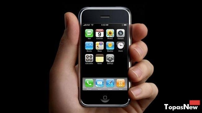 iPhone 1 (2007) - история появления смартфона, презентация