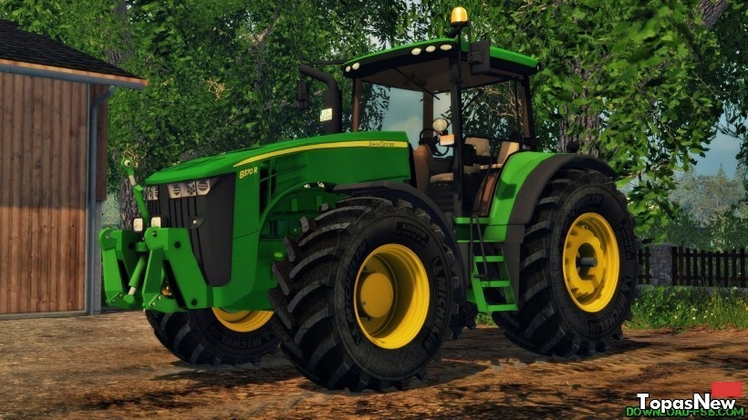 Farming simulator 2017: необычный симулятор