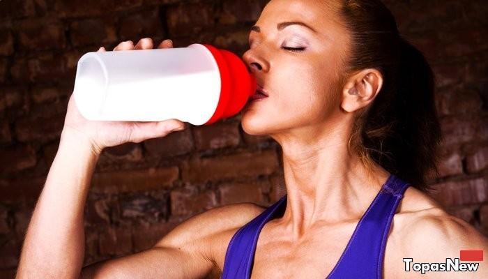 Спортивное питание: насколько вреден спортпит?