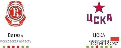 Витязь ЦСКА 09.11.2016 смотреть онлайн трансляция хоккея