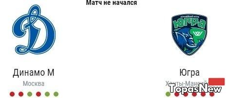 Динамо Москва Югра 02.12.2016 смотреть онлайн трансляция хоккея