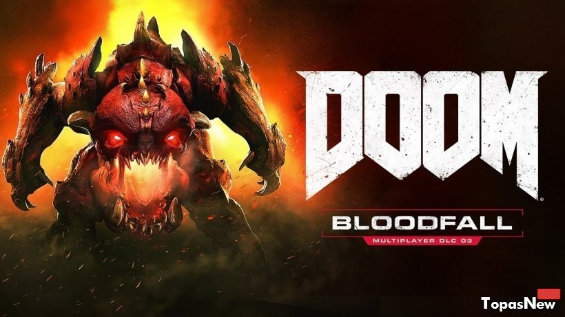 Doom: доступно последнее DLC для мультиплеера Bloodfall