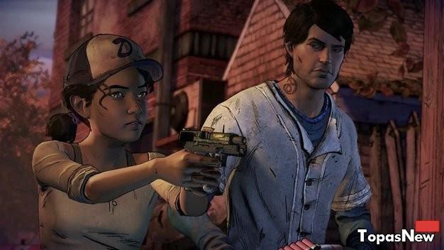 Генерируемая история The Walking Dead покажет, каковы вы в роли выжившего