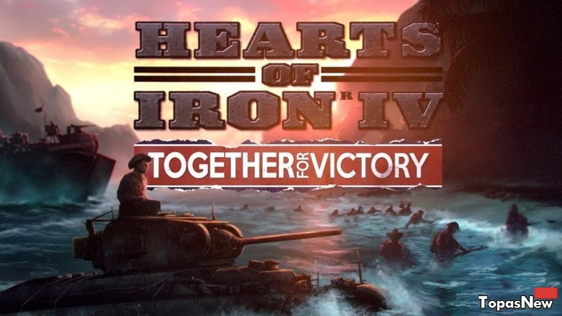 Paradox Interactive представляет новое расширение Hearts of Iron IV: Together For Victory