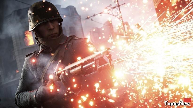 Новый режим в Battlefield 1 под названием «Лицом к лицу»