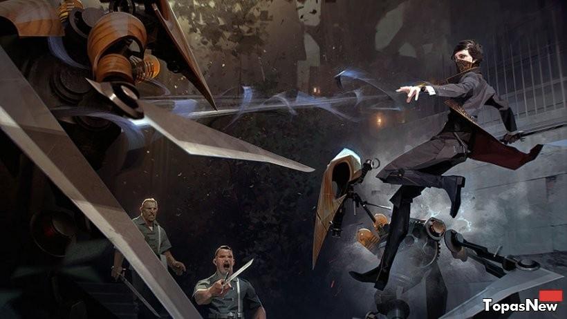 Что нужно знать перед началом режима «Новая игра +» в Dishonored 2