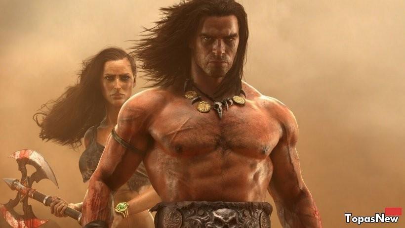 Игра на выживание о варварах Conan Exiles выглядит всё лучше и лучше