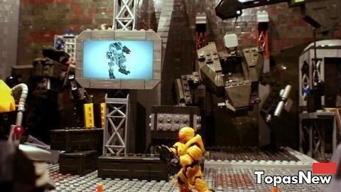 Появилась информация об отменённой игре Halo Mega Bloks