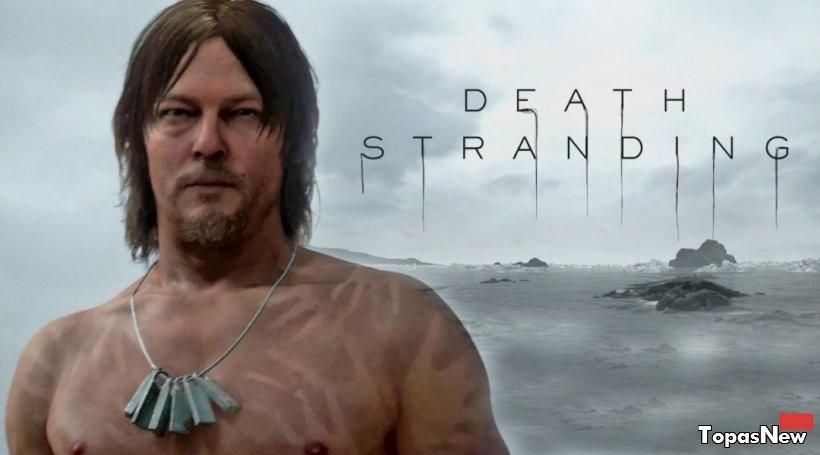 Кодзима дал новые подробности о персонажах в Death Stranding