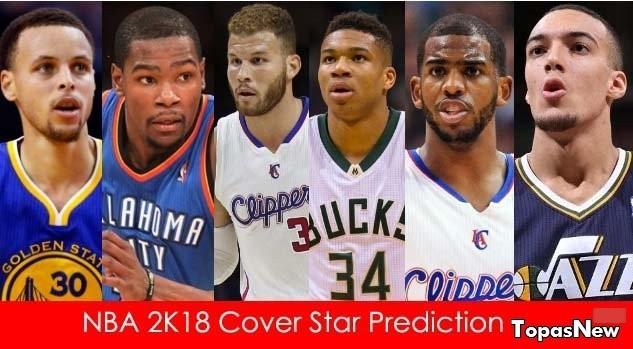 Официальный анонс NBA 2K18 и сентябрьский релиз