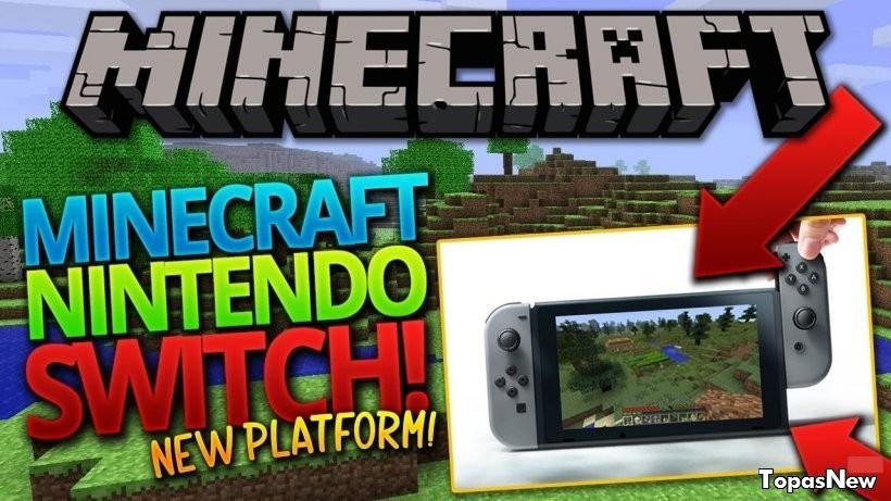 Подтверждена версия Minecraft для Nintendo Switch