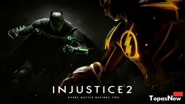 Новый сюжетный трейлер Injustice 2 объединил друзей против врагов