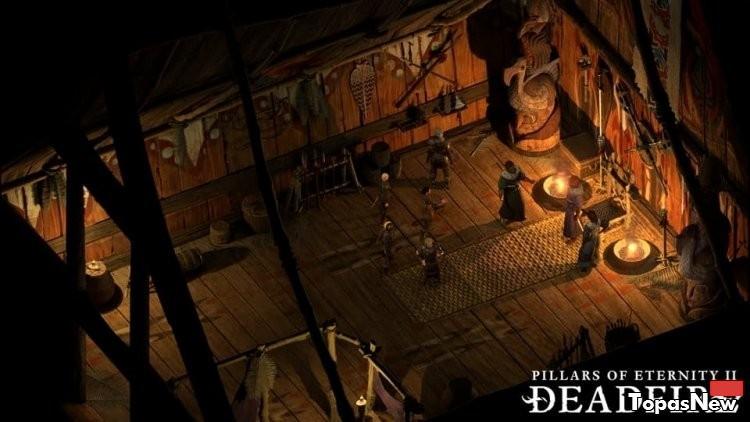 В рамках кампании по сбору средств на Pillars of Eternity 2: Deadfire собрано более $2 000 000