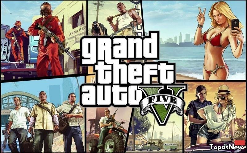 Отгружено 75 млн копий GTA 5, 7 млн NBA 2K17 и 5 млн Mafia 3