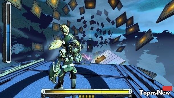 Научно-фантастическая паркур-игра Super Cloudbuilt появится на ПК, XOne и PS4