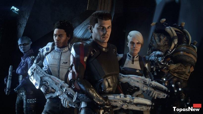 Почему BioWare отменила бета мультиплеера Mass Effect