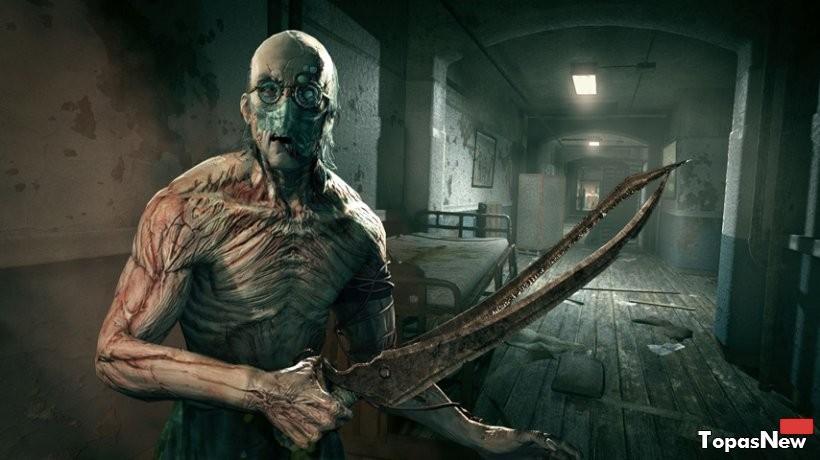 Объявлена дата релиза хоррора Outlast 2 на ПК, Xbox One и PS4
