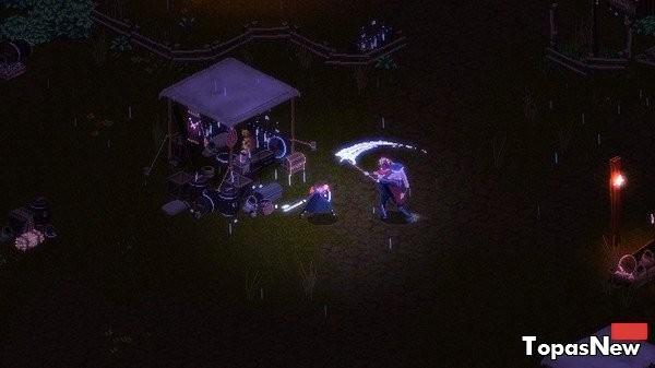 Тёмная фэнтези-РПГ Eitr, наконец, попала в Steam