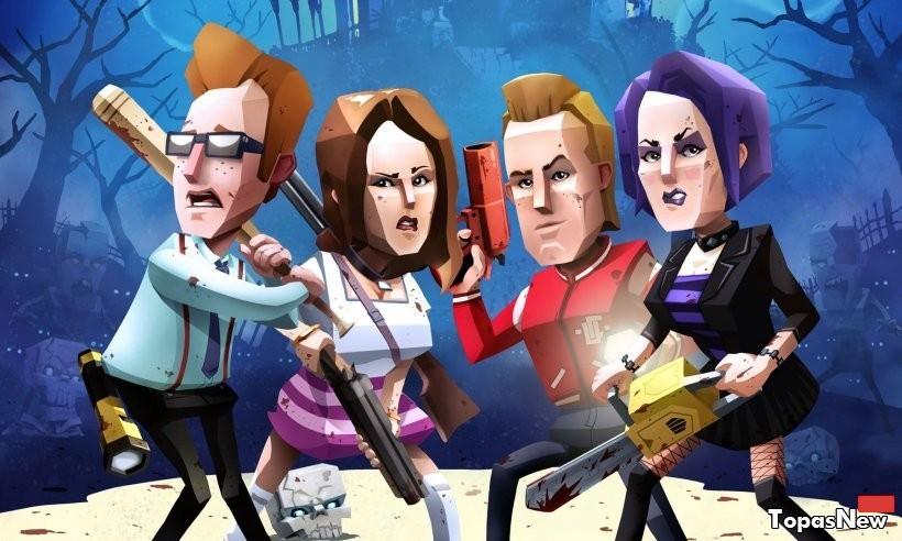 Phantom Halls появилась в раннем доступе на Steam: особенности контента Evil Dead 2