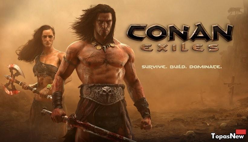 Новая информация о Conan Exiles через Livestream