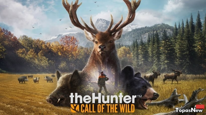 theHunter: Call of the Wild появится на PS4 и Xbox One в этом году