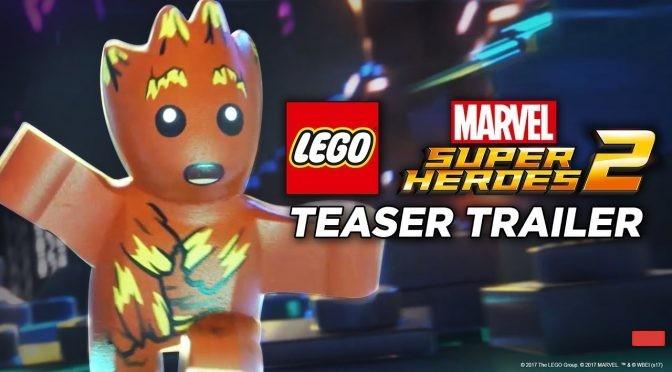 Lego Marvel Super Heroes 2 уже совсем близко