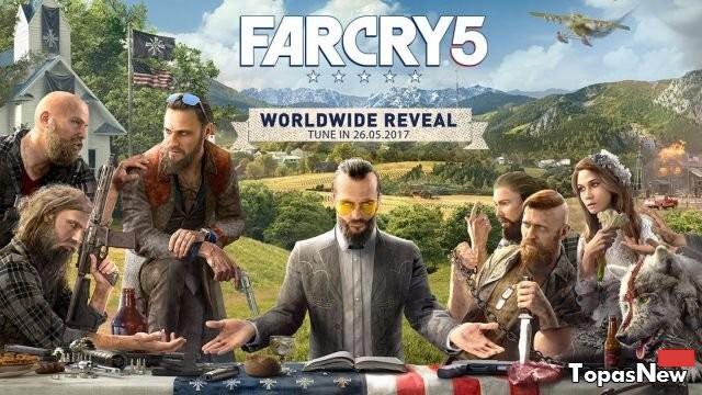 Известны первые факты о Far Cry 5: дата выхода, стоимость, трейлер