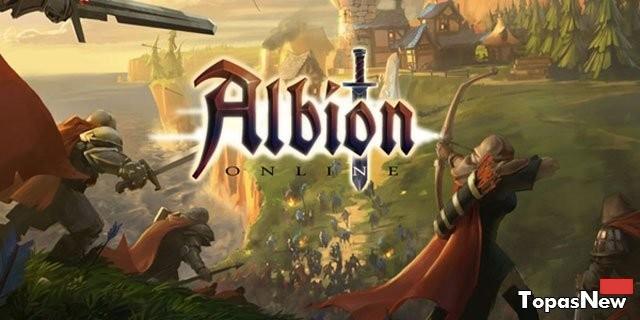 Большое открытие Albion online