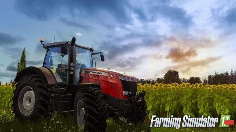 Моды для Farming Simulator 2017 / FS 17
