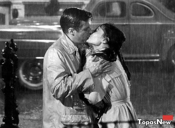 Самые известные и волнующие поцелуи в голливуде