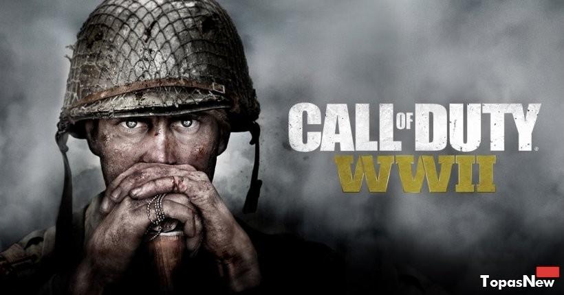 Новый официальный сюжетный трейлер Call of Duty: WWII