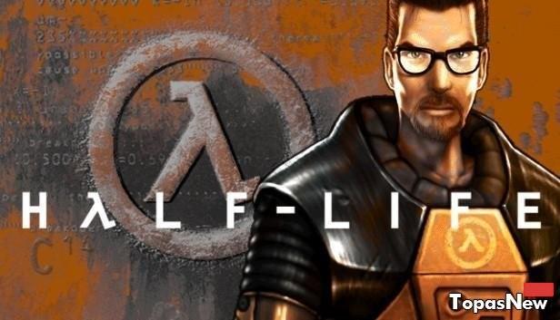 Half-Life (1998)  - новички в игровой индустрии потрясшие мир