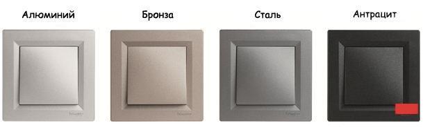 Европейское качество и стиль электрической фурнитуры в Украине