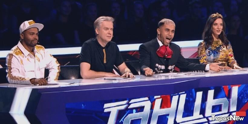Танцы на ТНТ 4 сезон 9 выпуск 14.10.17 смотреть онлайн