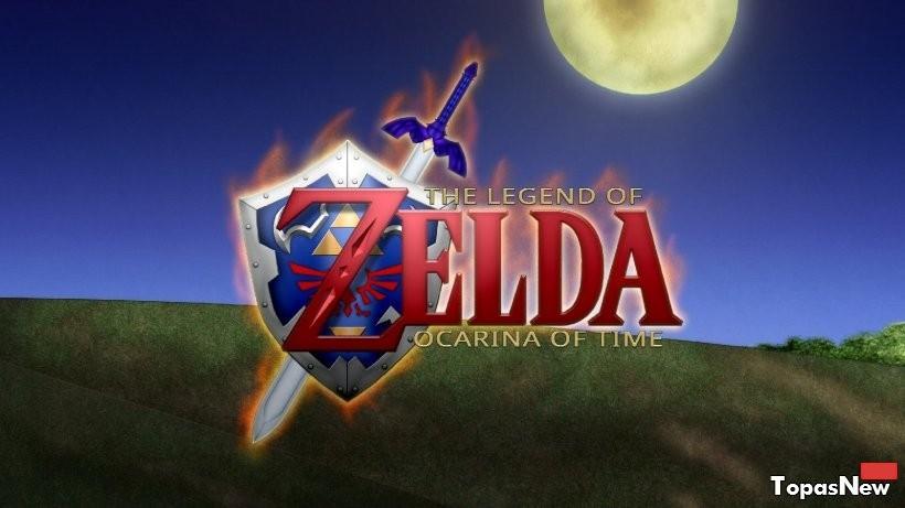 The Legend of Zelda: Ocarina of Time - история создания игры