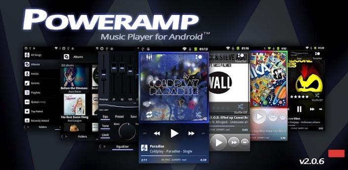 PowerAMP для Android: почему самый лучший плеер?
