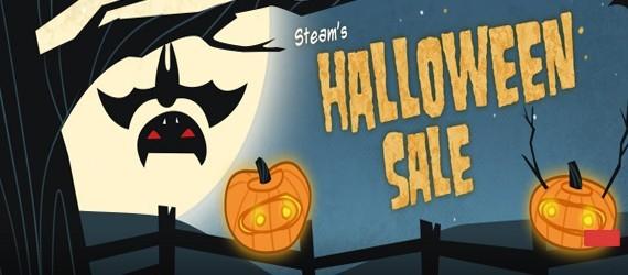 Даты проведения осенних и зимнего распродаж в Steam